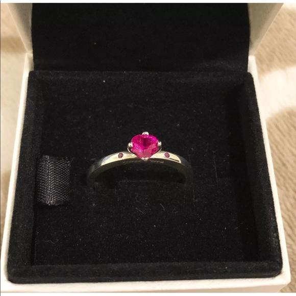 527cd680a Pandora Jewelry   You Me Multicolored Ring 196574czrmx   Poshmark